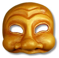 arlechino mask